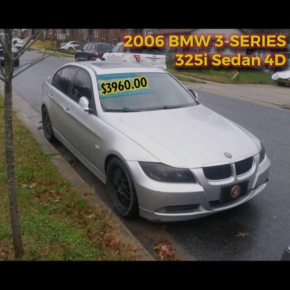 3-SERIES BMW